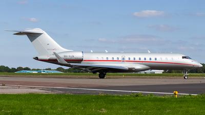 9H-VJX - Bombardier BD-700-1A10 Global 6000 - VistaJet