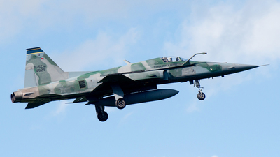 FAB4828 - Northrop F-5EM Tiger II - Brazil - Air Force