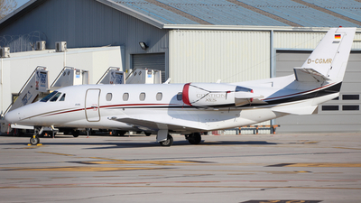D-CGMR - Cessna 560XL Citation XLS - Private