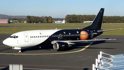 G-POWC - Boeing 737-33A(QC) - Titan Airways