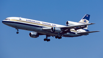 N194AT - Lockheed L-1011-100 Tristar - American Trans Air (ATA)