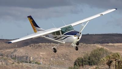 EC-MZY - Cessna 182L Skylane - Skydive Gran Canaria