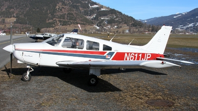 N611JP - Piper PA-28-161 Warrior II - Private