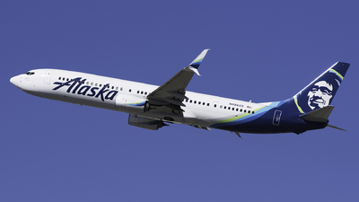 N494AS - Boeing 737-990ER - Alaska Airlines