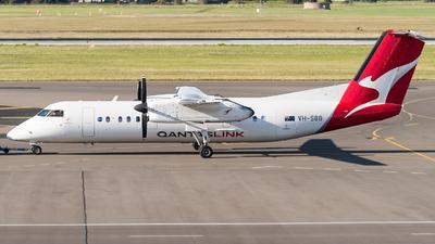 VH-SBB - Bombardier Dash 8-Q311 - QantasLink (Eastern Australia Airlines)