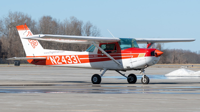 N24331 - Cessna 152 II - Private