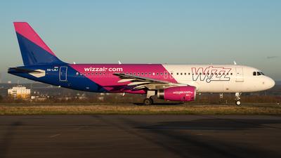 HA-LWJ - Airbus A320-232 - Wizz Air