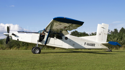 F-HAMR - Pilatus PC-6/B2-H4 Turbo Porter - Private