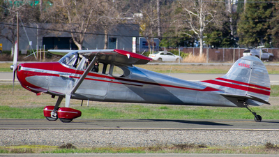 N5592C - Cessna 170A - Private