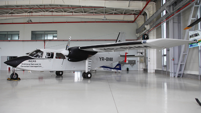 YR-BNM - Britten-Norman BN-2A-26 Islander - INCAS - National Institute for Aerospace Research