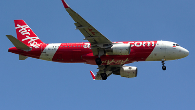 A picture of PKAZG - Airbus A320216 - AirAsia - © Arvin L