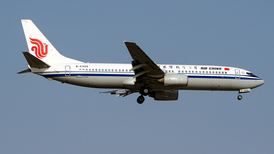 B-5326 - Boeing 737-86N - Air China