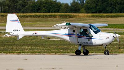 N261RA - Remos G-3/600 - SimplyFLY
