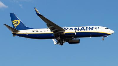 A picture of EIGJS - Boeing 7378AS - Ryanair - © Oleksandr Smerychansky