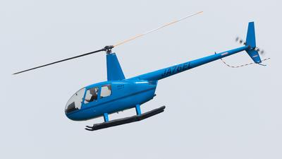 JA76EL - Robinson R44 Clipper II - Private