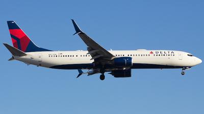 N851DN - Boeing 737-932ER - Delta Air Lines