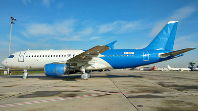 M-ABNP - Airbus A320-214 - Untitled