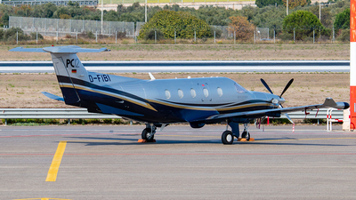 D-FIBI - Pilatus PC-12/47 - Private