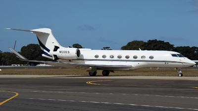 N100ES - Gulfstream G650ER - Private