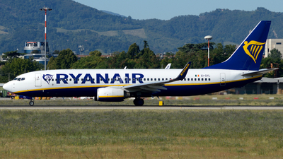 EI-DYL - Boeing 737-8AS - Ryanair