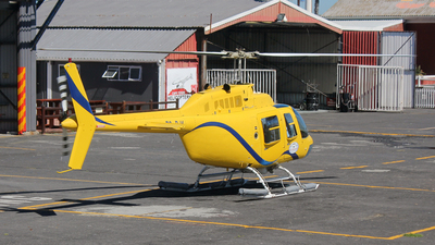 ZS-RJK - Bell 206B JetRanger III - Private