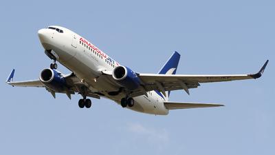 TC-JKF - Boeing 737-76N - AnadoluJet