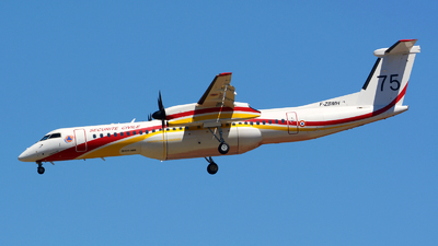 F-ZBMH - Bombardier Dash 8-Q400MR - France - Sécurité Civile