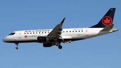 C-FEKH - Embraer 170-200SU - Air Canada Express (Jazz Aviation)