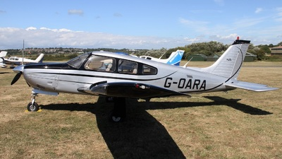 A picture of GOARA - Piper PA28R201 - [2837002] - © Ian Johnson
