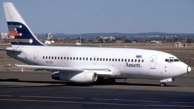 VH-CZV - Boeing 737-277(Adv) - Ansett Australia