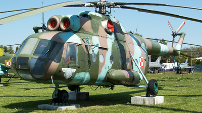 414 - Mil Mi-8AMTSh Hip - Poland - Army