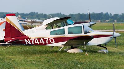 A picture of N74470 - Grumman American AA5B - [AA5B0240] - © SpotterPowwwiii