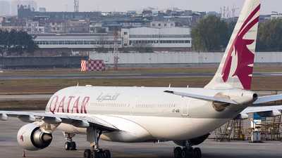 A7-ACK - Airbus A330-202 - Qatar Airways