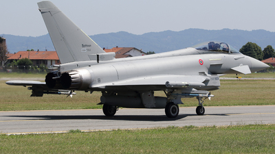 CSX7352 - Eurofighter Typhoon EF2000 - Italy - Air Force