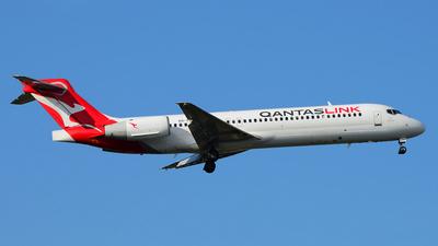 VH-YQS - Boeing 717-2BL - QantasLink (National Jet Systems)