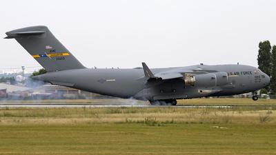 10-0213 - Boeing C-17A Globemaster III - United States - US Air Force (USAF)