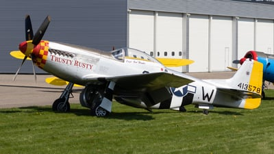 PH-JAT - North American P-51D Mustang - Private