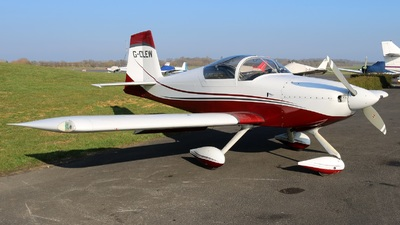 G-OLEW - Vans RV-7A - Private