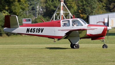 N4519V - Beechcraft 35 Bonanza - Private