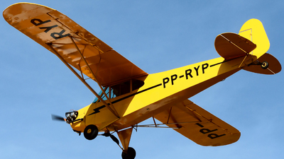 PP-RYP - Piper J-3C-65 Cub - Private