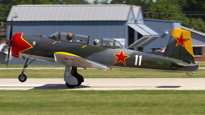 N4MF - Nanchang CJ-6 - Private