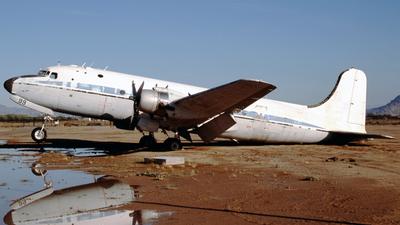 N99AS - Douglas DC-4 - Air Response