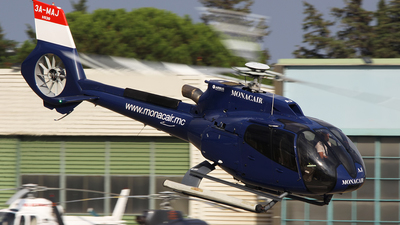 A picture of 3AMAJ - Airbus Helicopters H130 - Monacair - © JM Rotor 54
