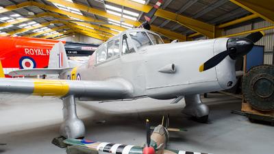 VR249 - Percival Prentice T.1 - United Kingdom - Royal Air Force (RAF)