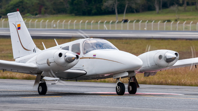 HK-5136-G - Piper PA-34-200T Seneca II - Private