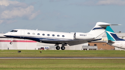 N661GT - Gulfstream G650ER - Private