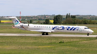 S5-AAO - Bombardier CRJ-900 - Adria Airways