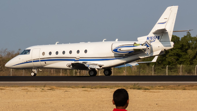N165PB - IAI Gulfstream G200 - Private