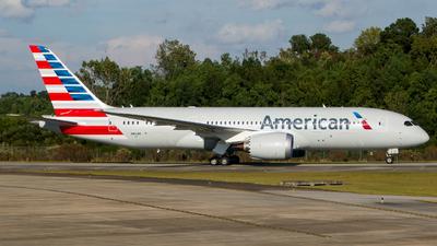N881BK - Boeing 787-8 Dreamliner - American Airlines