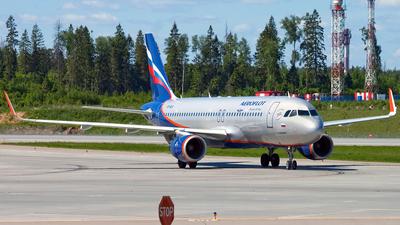A picture of VPBLH - Airbus A320214 - Aeroflot - © Ivan Goreza